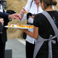 corporate events canapes